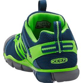 Keen Chandler CNX - Calzado Niños - verde/azul